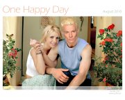 Фан-арт «One Happy Day» G