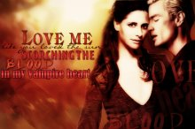 "Фан-арт ""In my vampire heart"" G"