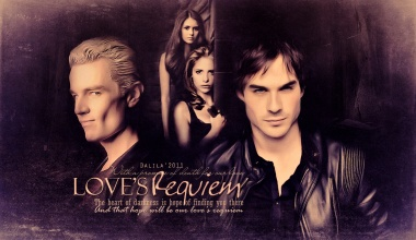 Фан-арт «Love's Requiem» PG